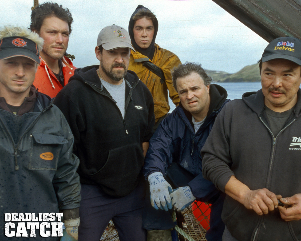 Deadliest Catch Wizard Crew