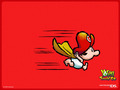 super-mario-bros - Yoshi Touch & Go wallpaper