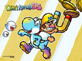 super-mario-bros - Yoshi's Island DS wallpaper
