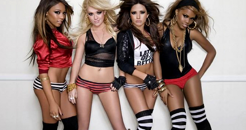 girlicious chrystina left on the end