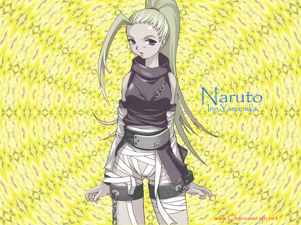girls of naruto