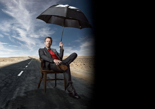 Hugh Laurie wallpaper probably with a parasol called hugh laurie