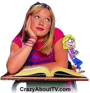 Lizzie McGuire wallpaper containing a portrait called lizzie
