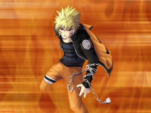 naruto nine tailed soro