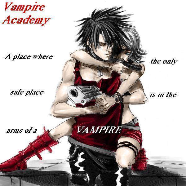 vampire acedemy - Vampire Academy 600x600