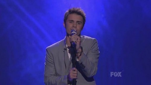 &#34;Falling Slowly&#34; - kris-allen Screencap