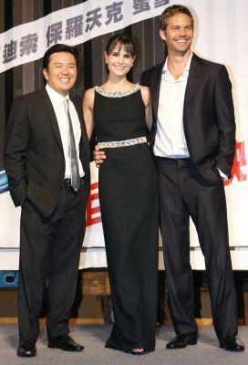 'Fast & Furious' Taiwan Premiere