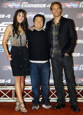 'Fast & Furious' Taiwan Press Conference