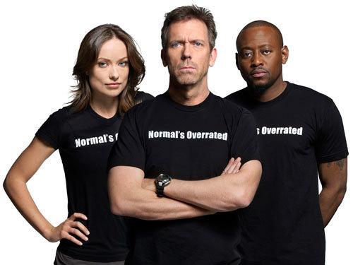 13, House & Foreman