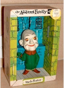 1964 Uncle Fester Doll