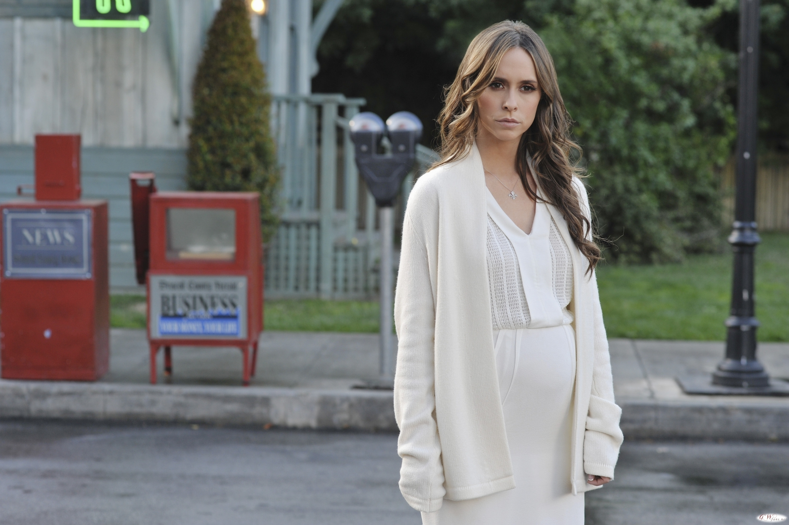 Ghost whisperer 4.23 the book of changes promotional photos