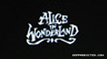 Alice in Wonderland Official Logo!