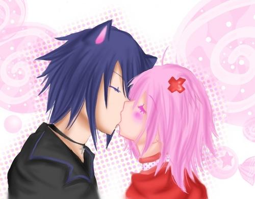 Amuto: Sweet 吻乐队(Kiss)