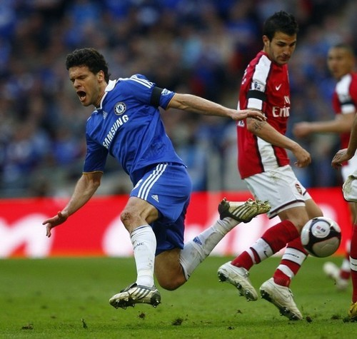 Arsenal vs. Chelsea,April 18,2009
