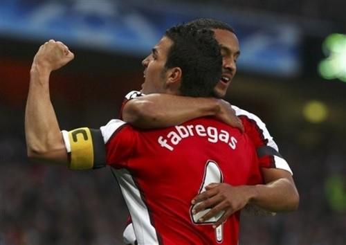 Arsenal vs. Villarreal,April 15,2009