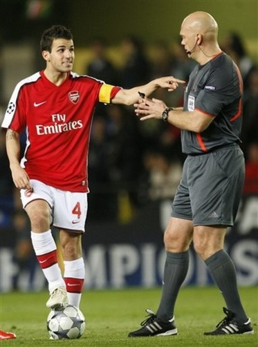 Arsenal vs. Villarreal, April 8th,2009