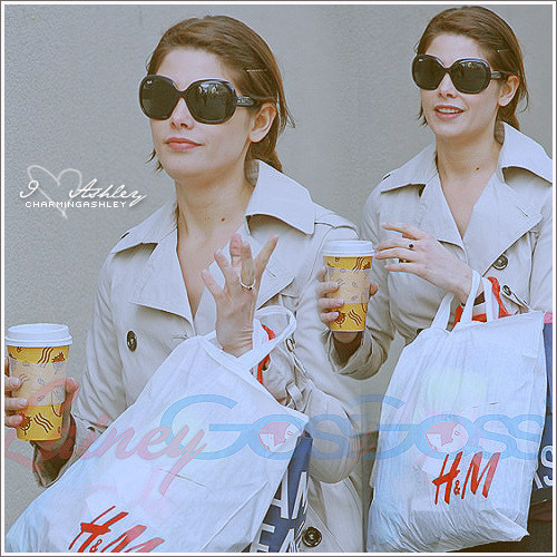 Ashley Greene wallpaper containing sunglasses called Ash*