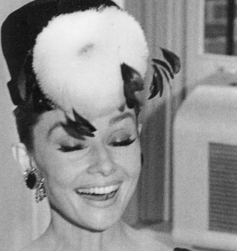 Audrey - Breakfast at Tiffany's