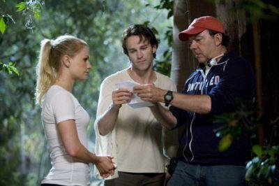 Behind the scenes..2008