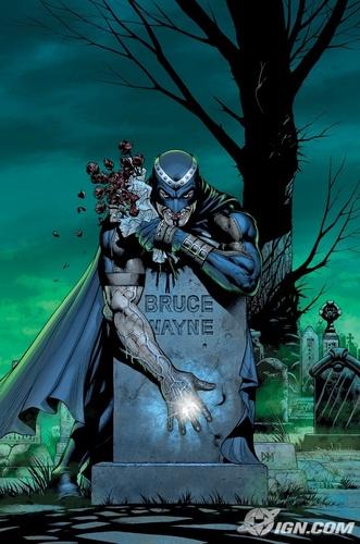 Blackest Night- Bruce Wayne ??