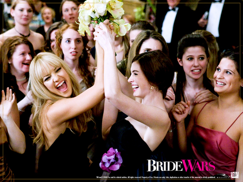 Bride Wars wallpaper called Bride Wars Wallpaper