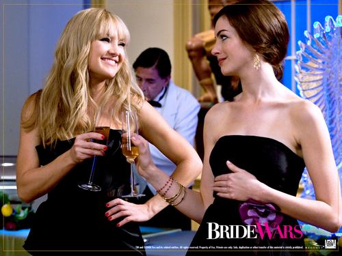Bride Wars fondo de pantalla