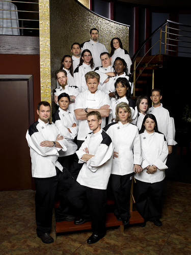 Cast of Hell's Kitchen Season 5 - hells-kitchen Photo