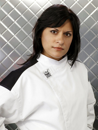 Chef Andrea from Season 5 of Hell's keuken-, keuken