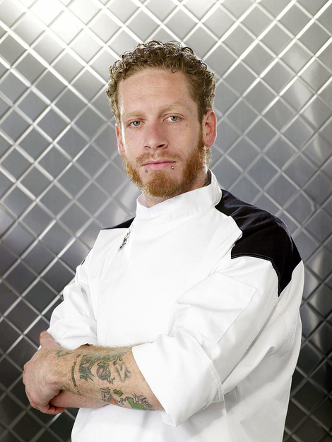 Chef Charlie from Season 5 of Hell's jikoni