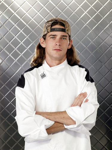 Chef Danny from Season 5 of Hell's dapur