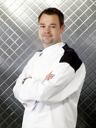 Chef J from Season 5 of Hell's keuken-, keuken