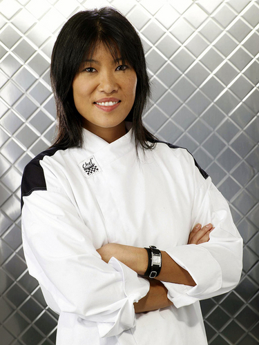 Chef Ji from Season 5 of Hell's keuken-, keuken