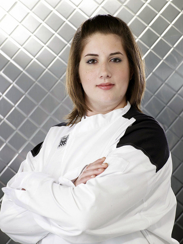 Chef Lacey Season 5 of Hell's keuken-, keuken