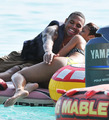 Chris and Rihanna - chris-brown-and-rihanna photo