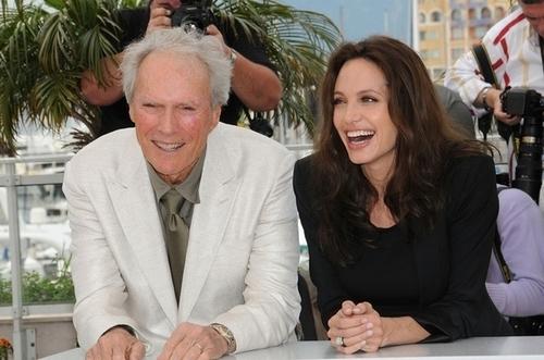 Clint Eastwood&Angelina Jolie