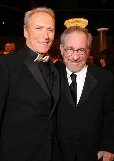 Clint Eastwood&Steven Spielberg
