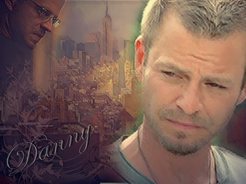 Danny - csi-ny Wallpaper