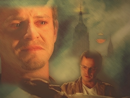 csi - nueva york fondo de pantalla probably with a sign entitled Danny