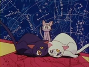 Diana,Luna &Artemis