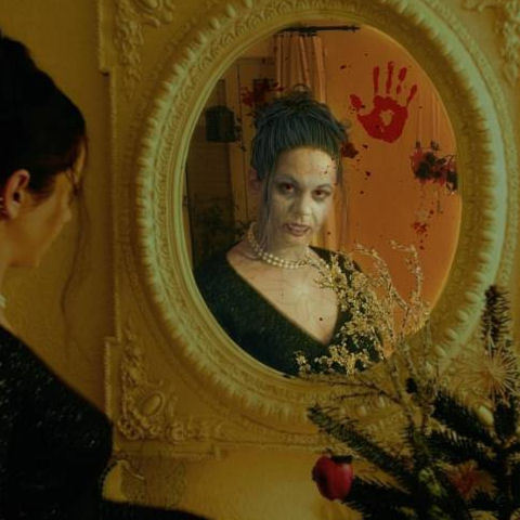 Don't look in the mirror! - bloody-mary Photo
