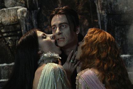 Dracula in van Helsing