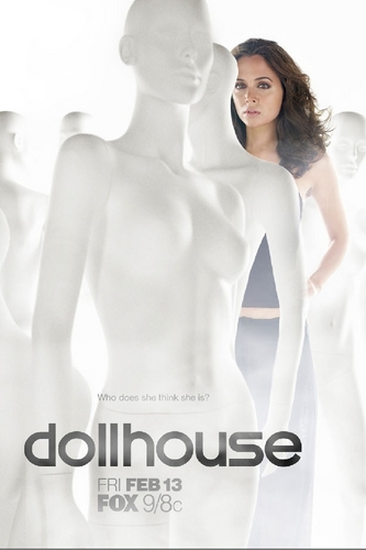 Dollhouse wallpaper containing a portrait titled Echo