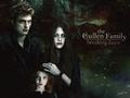 Edward, Bella, and Renesmee - twilight-series photo
