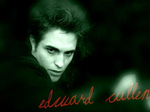 爱德华·卡伦 壁纸 with a portrait entitled Edward♥