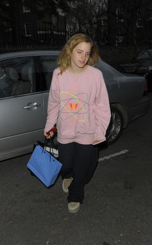 Emma Watson: Birthday Girl