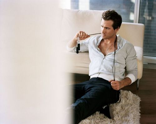 Feb 07 | GQ - ryan-reynolds Photo