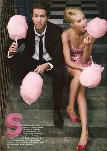 Feb 08 | Glamour - ryan-reynolds Photo
