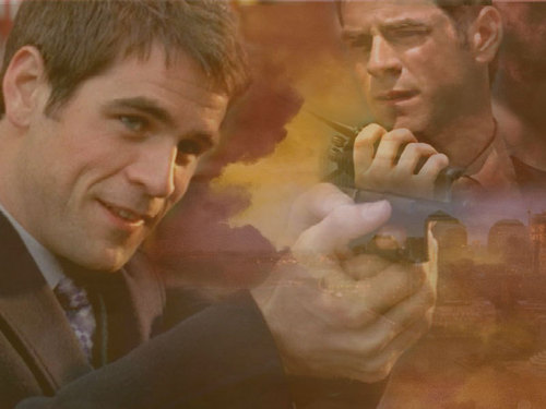 CSI - Scena del crimine - NY wallpaper called Flack