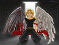 Fullmetal Angel - full-metal-alchemist fan art