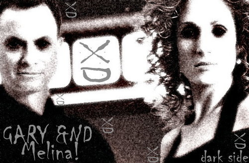 Gary &nd Melina! XD